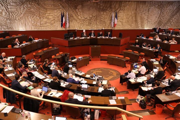 assemblée régionale